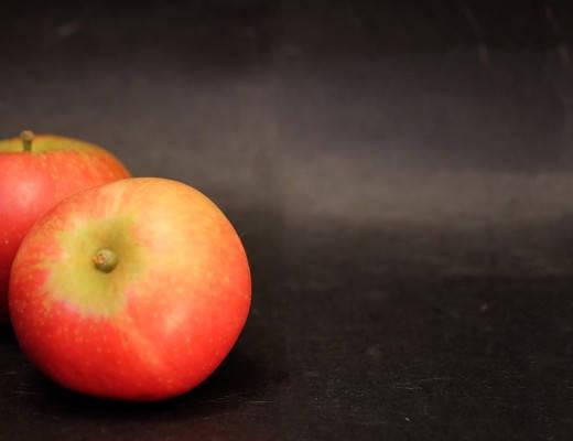 DSCF4580 520x400 - Hverdagsmat-alarm! Koteletter med eple