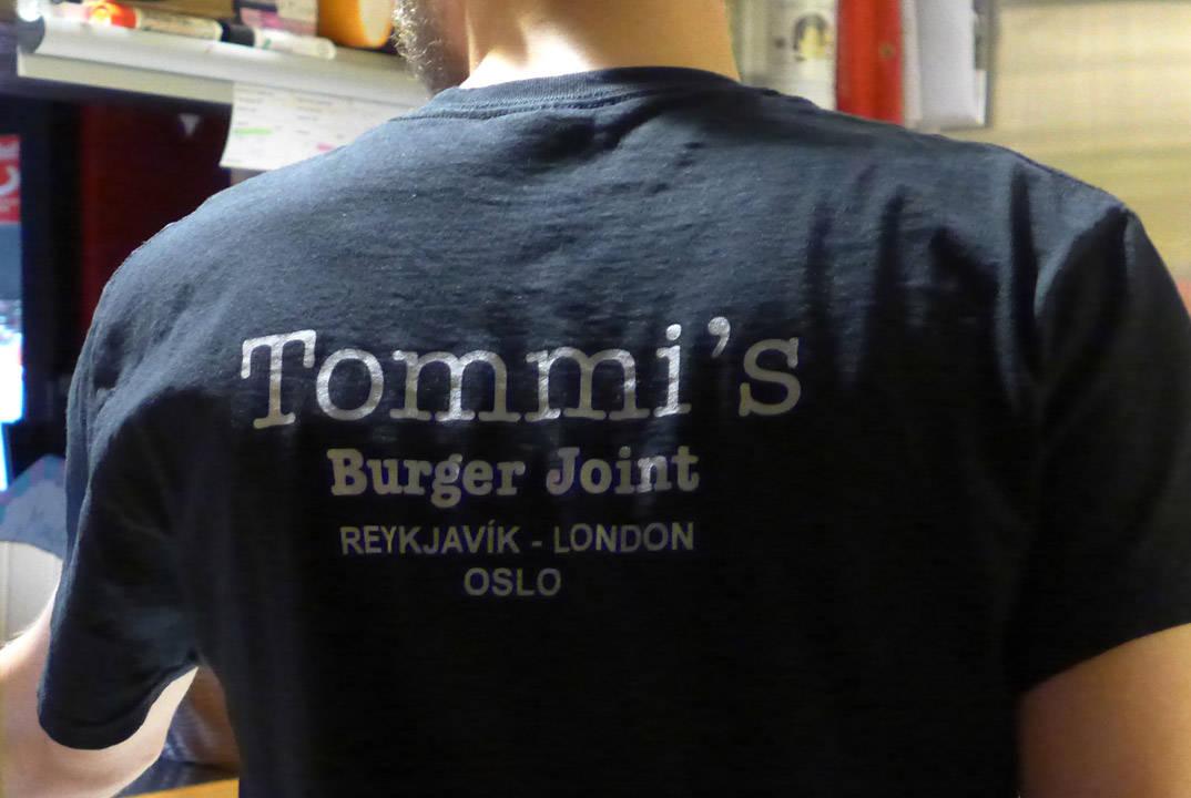 L1180292 - Nykommer i Oslo har en av byens beste burgere