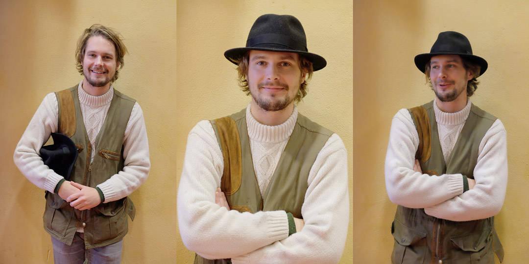 Filip Frasén. Årets trøffelkokk.
