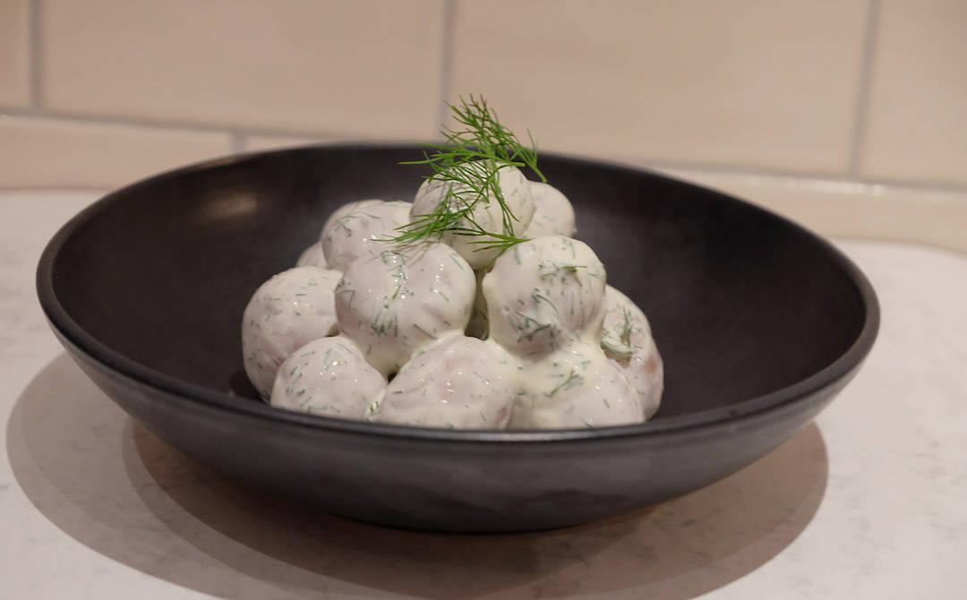 Deilig potetsalat
