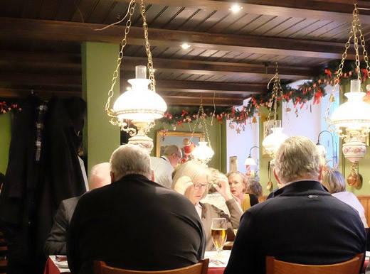 DSCF7264 520x386 - Julefrokost på ærverdige Schønnemann