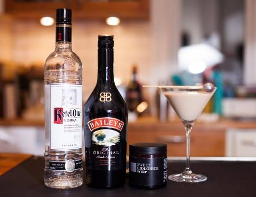 IMG 9807 520x400 - Lakris- og Baileys Martini
