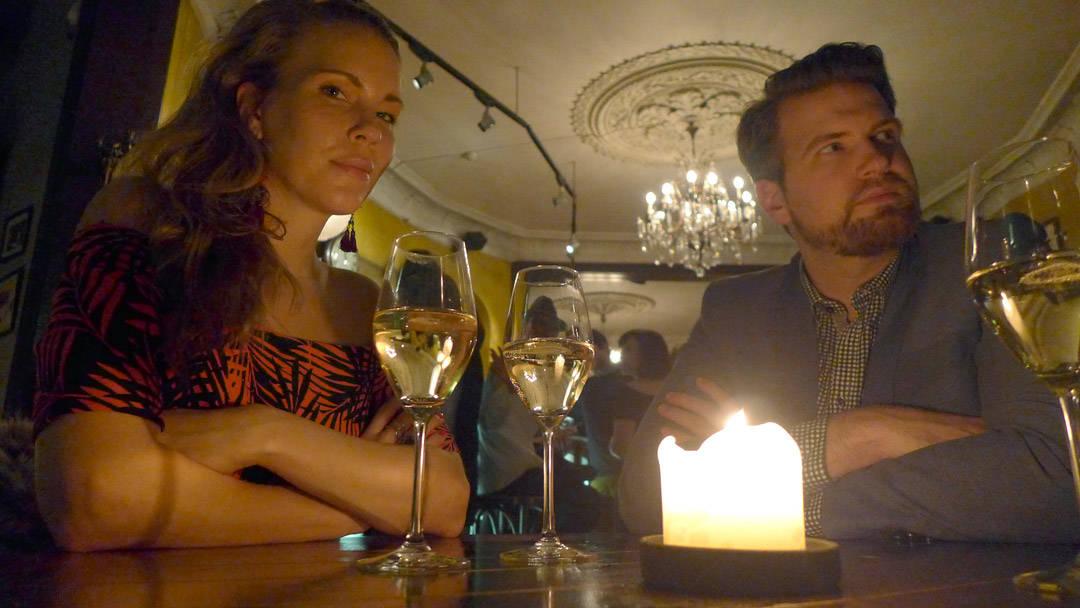 Hedda og Anders.