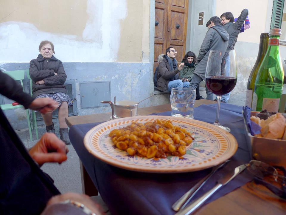 Gnocchi med ragu