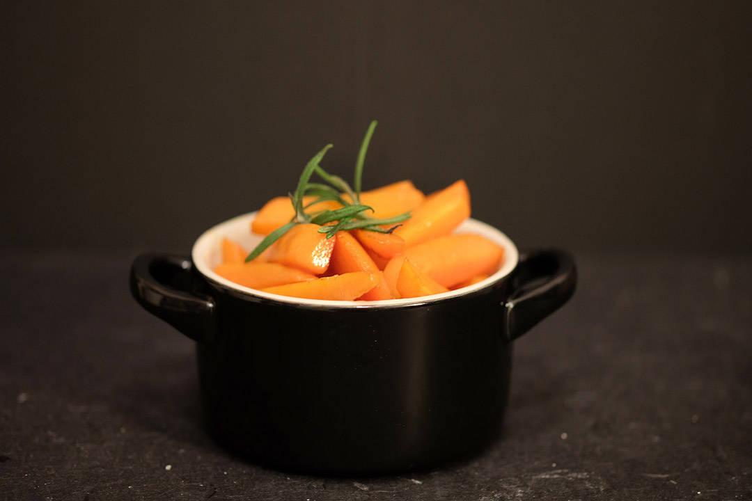 Herlige gulrøtter.