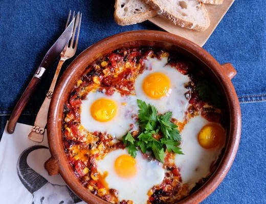 DSCF0836 520x400 - Huevos rancheros