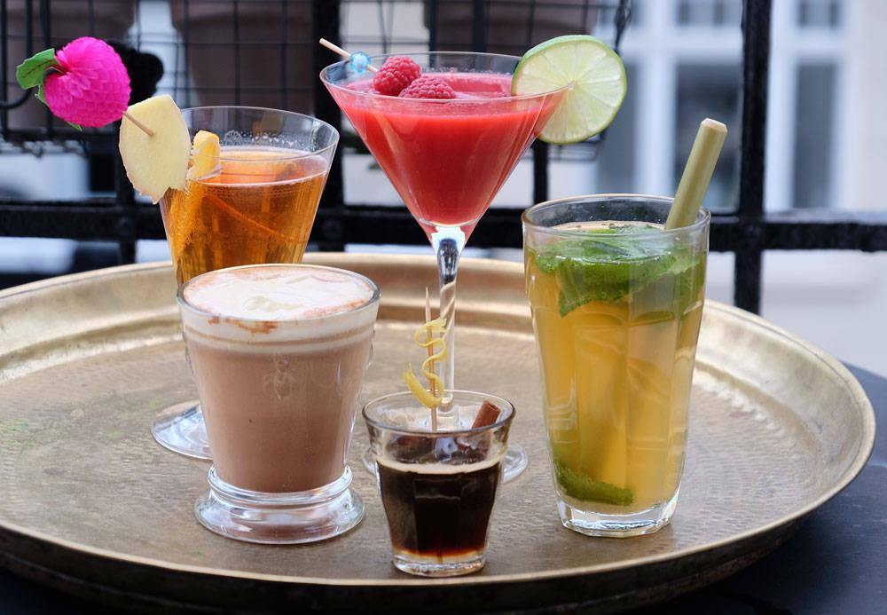 LAG ENKLE DRINKER