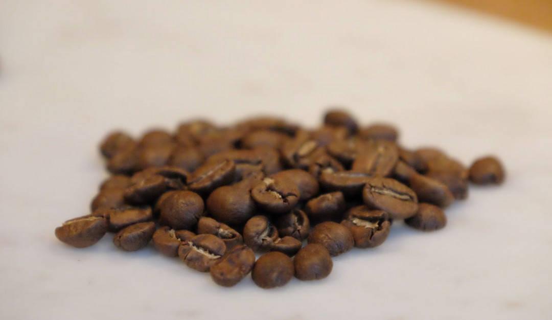 Kaffe Laget Av Bønner