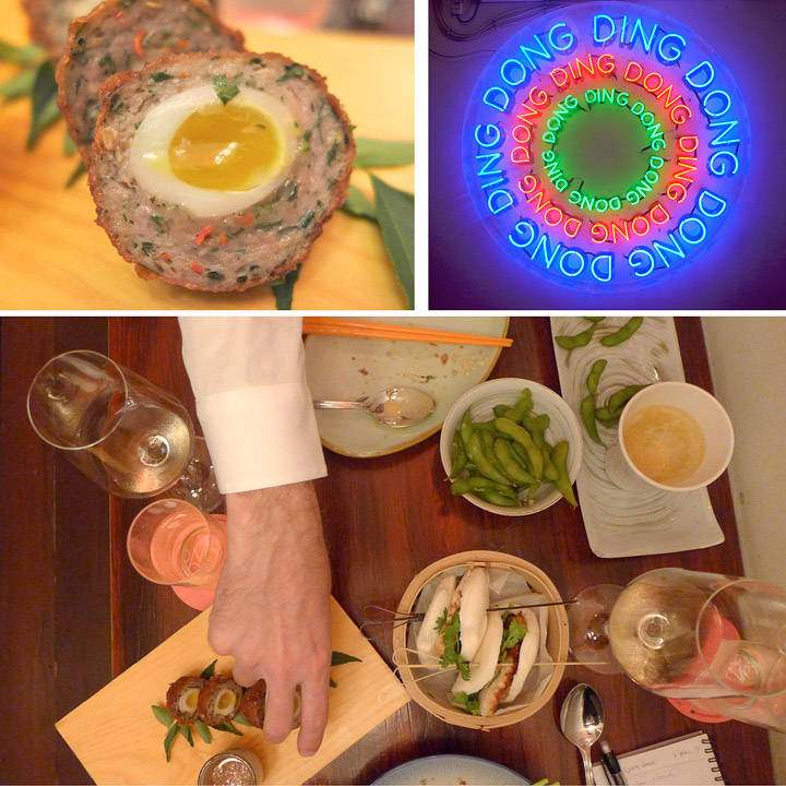 Vietnamesiske scotch eggs. For en genial idé! Deilige deleretter.