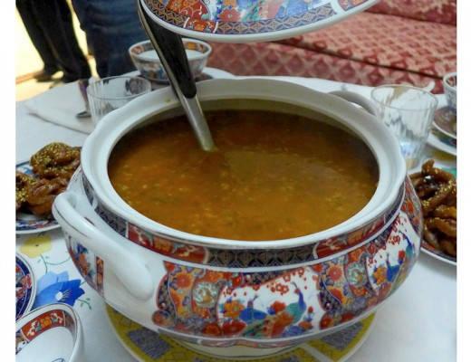 harira4 520x400 - Et ekte marokkansk måltid