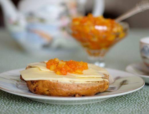 DSCF1226 520x400 - Fynsk marmelade med appelsin og gulrot