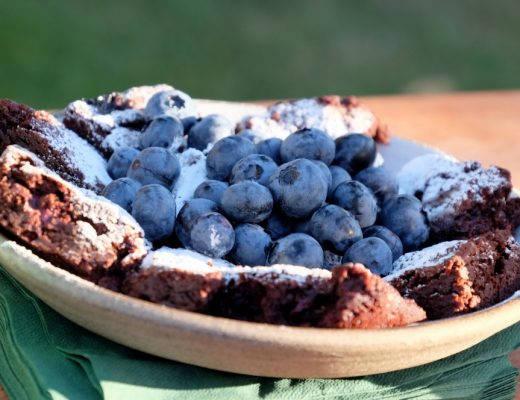 DSCF5810 520x400 - Sjokoladekake fra Samsø