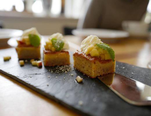 L1020249 520x400 - Den syndigste kake... og den er glutenfri!
