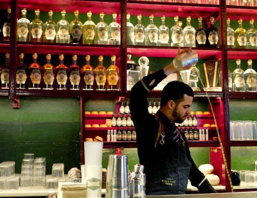 L1150178 520x400 - Norges beste bartender har åpnet bar i Barcelona