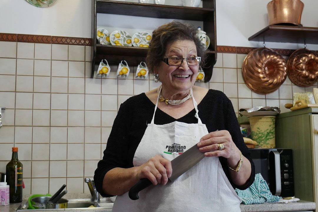 L1160679 1080x720 - Silvanas deilige pasta pesto med oliven og tomater