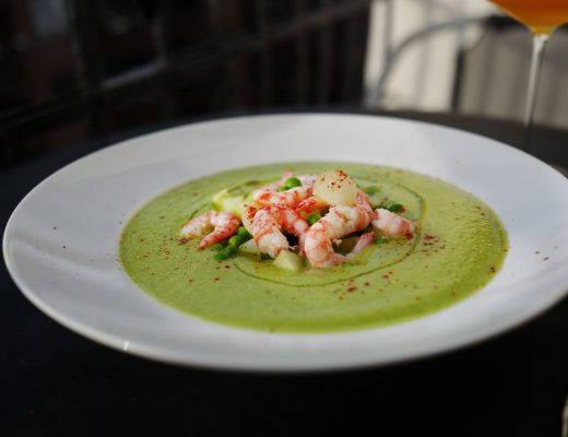 L1190412 520x400 - Grønn gazpacho – sommerens beste suppe
