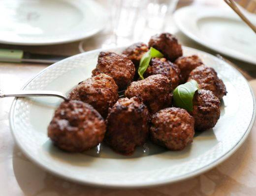 L1230772 520x400 - Kjøttboller med smak av Italia
