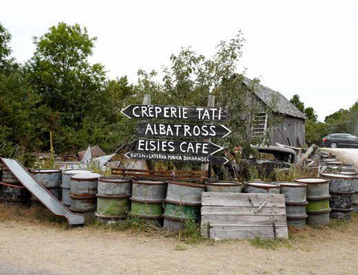 "Kutens bensin gotland L1240289 520x400 - Bli med til Gotlands mest sjarmerende ""landsby"""