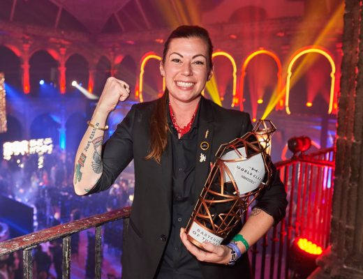World Class Bartender of the Year Kaitlyn Stewart from Canada 520x400 - Verdens beste bartender heter Kaitlyn Stewart