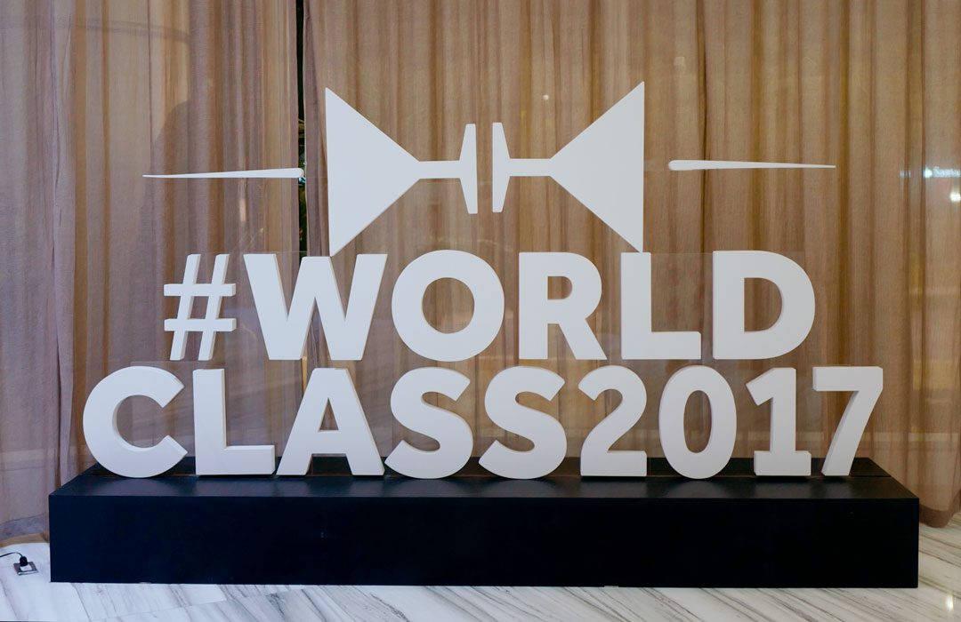 World Class. Foto: Helle Øder Valebrokk