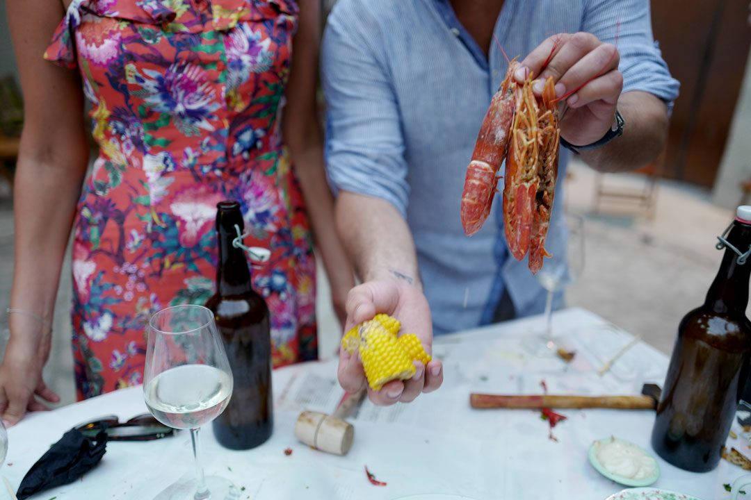 rooftop smokehouseL1230124 1080x720 - Seafood Boil i Barcelona