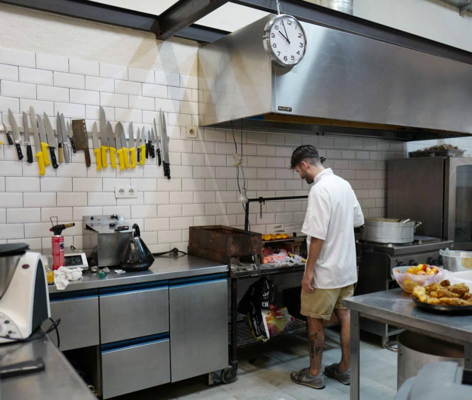 rooftop smokehouseL1230148 - Seafood Boil i Barcelona