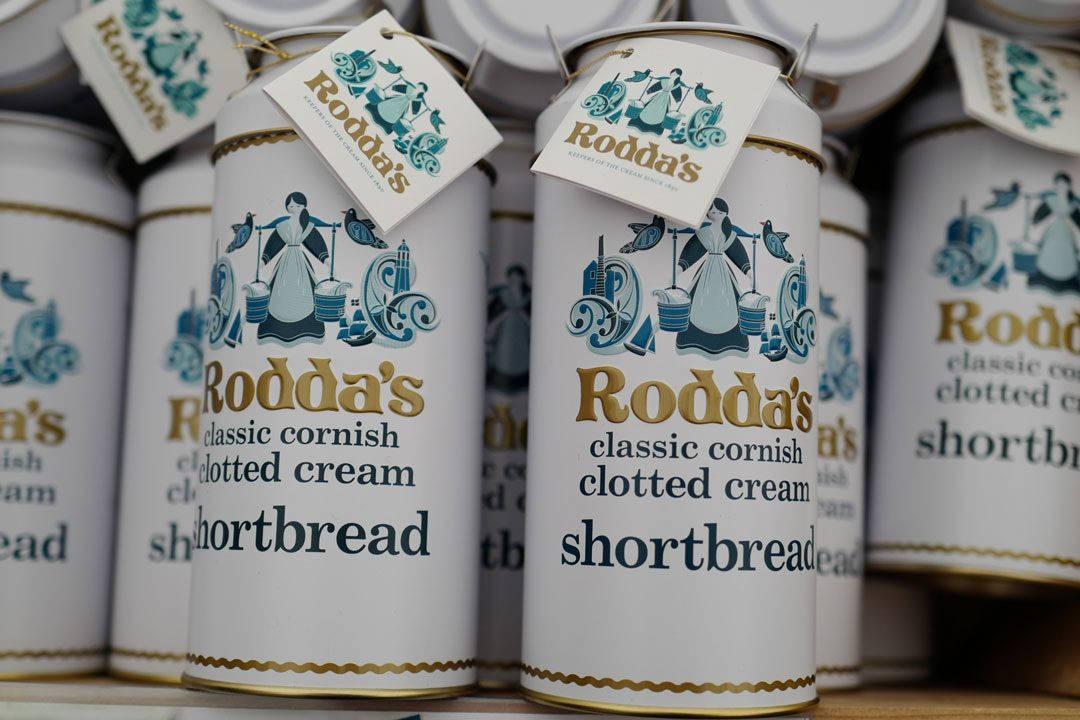 clottedcream 1080x720 - Ja, du finner fantastisk mat i England!