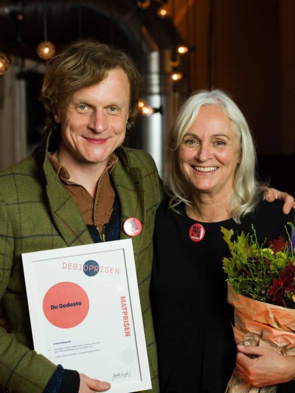 Debioprisen - Heidi Bjerkan fikk Matprisen 2017