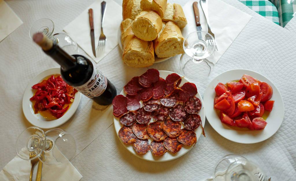 L1310612 - Tradisjonsmat og Michelinstjerner i La Rioja