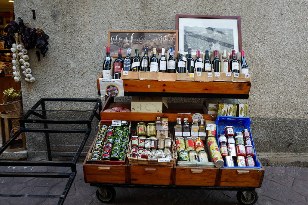 L1310830 - Tradisjonsmat og Michelinstjerner i La Rioja