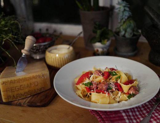 L1330220 520x400 - Pasta med kjøttboller på den raskeste måten