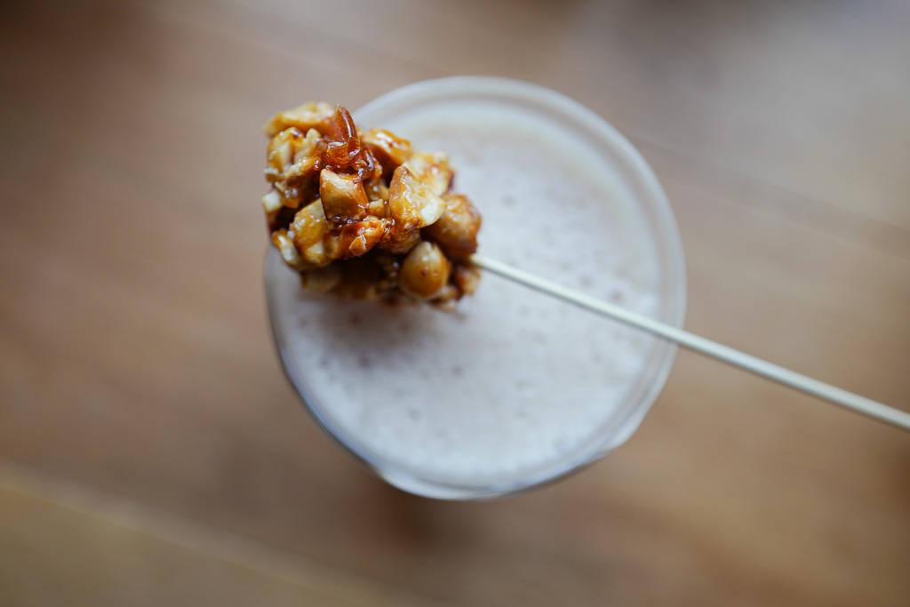 L1340755 - Vietnamesisk kokoskaffe med peanøttkaramell