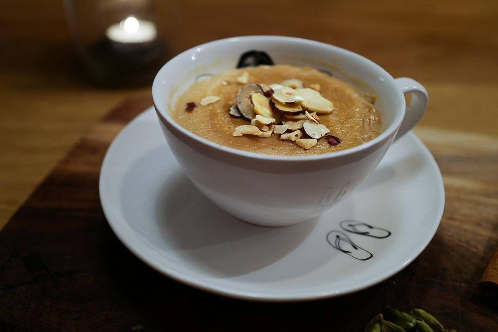 L1340963 - Liker du chai latte? Da er dette desserten for deg