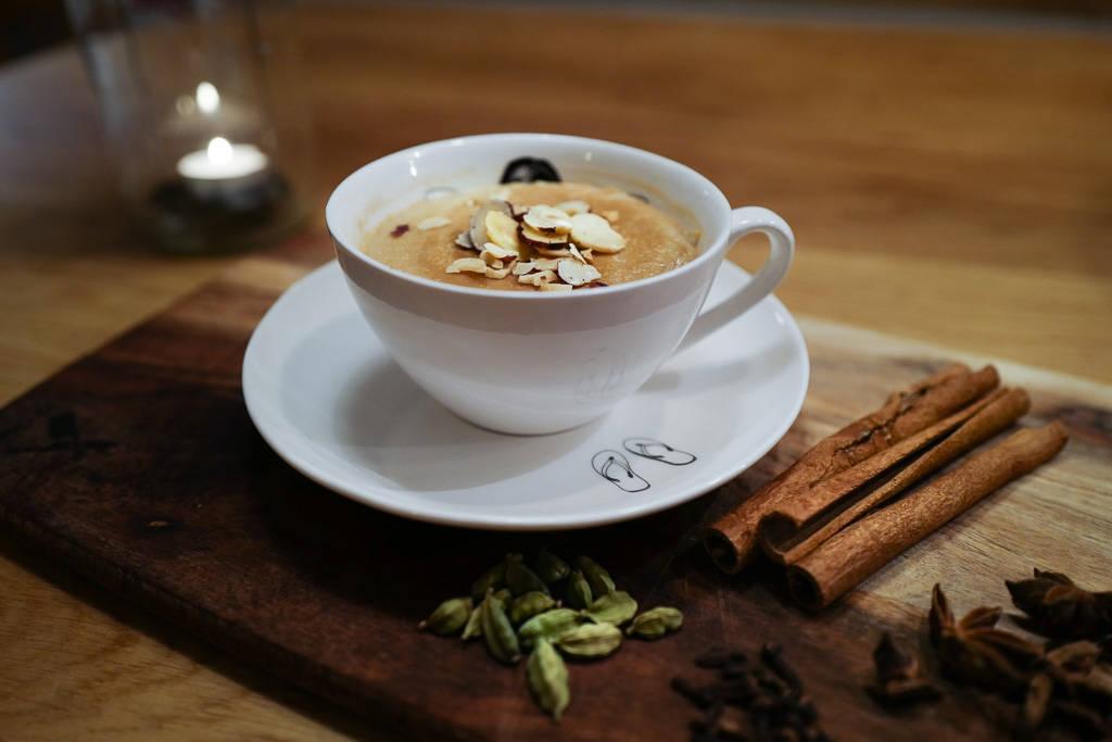 L1340964 - Liker du chai latte? Da er dette desserten for deg