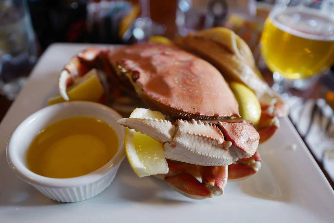 Florence krabbe2 1080x720 - Trøfler og vin, fjell og sjø i Oregon