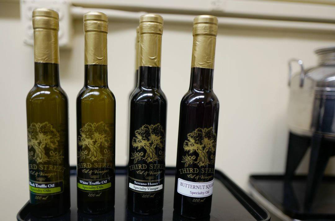 Oregon olivenolje 1080x713 - Trøfler og vin, fjell og sjø i Oregon