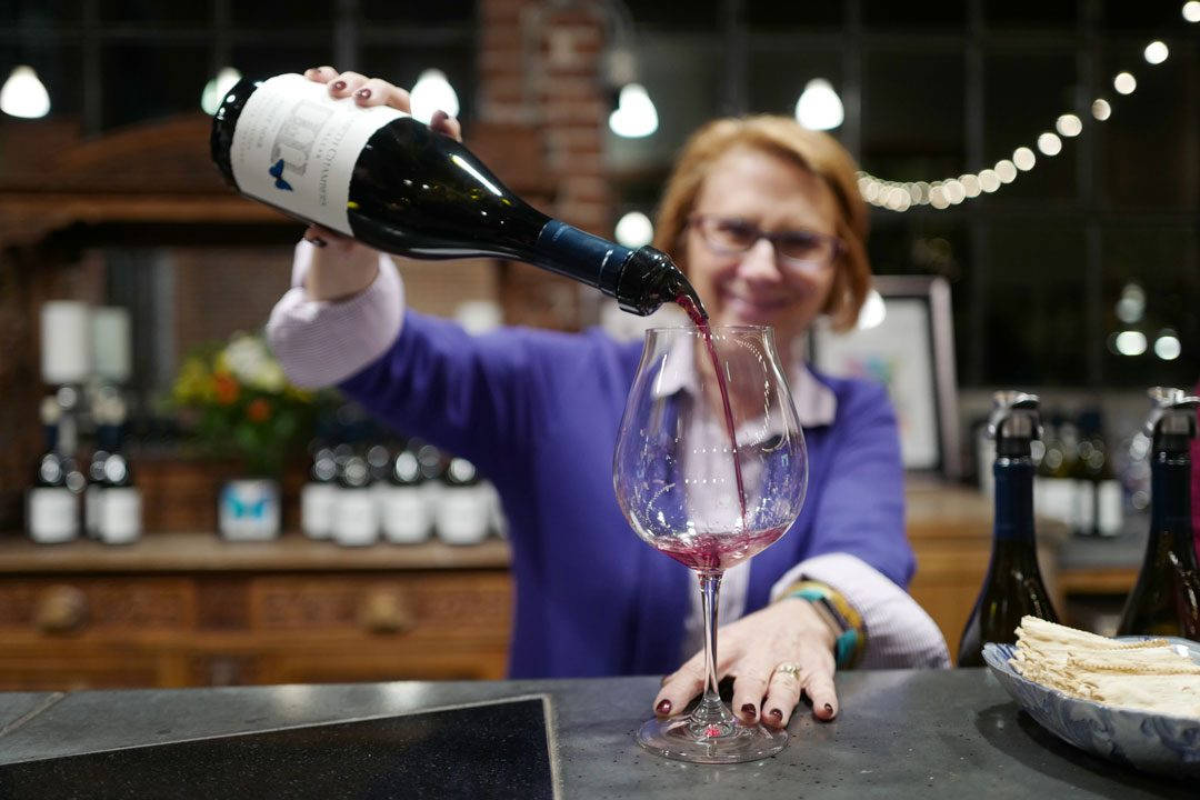 WIne2 1080x720 - Trøfler og vin, fjell og sjø i Oregon