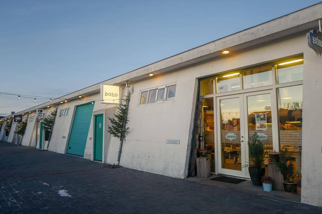 Island reykjavik dill nostra Maturogdrykkur helleskitchenL1360256 - Reykjaviks kulinariske perler