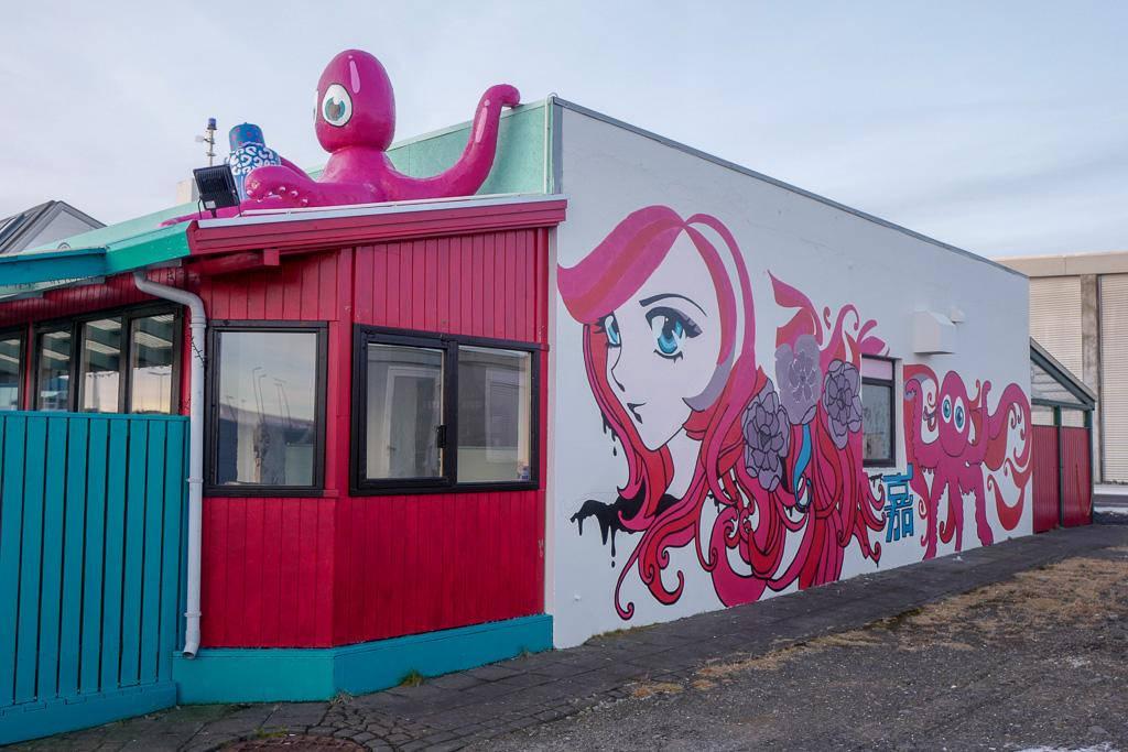Island reykjavik dill nostra Maturogdrykkur helleskitchenL1360635 - Reykjaviks kulinariske perler
