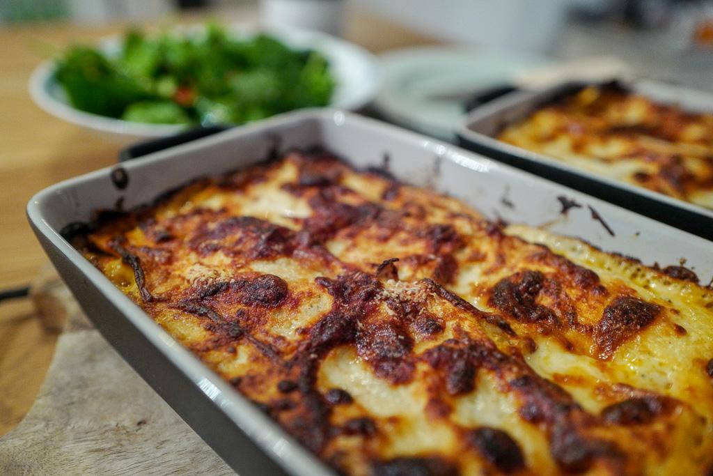 L1370330 - Herlig lasagne med anderagu