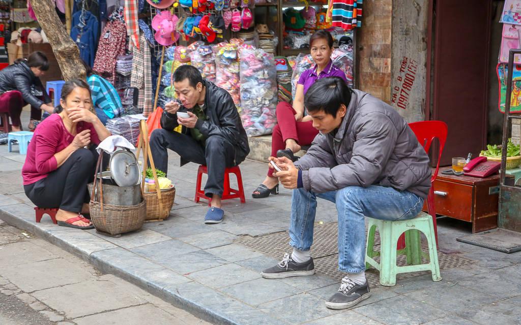 Pho helleskitchen vietnam hanoi saigonJ49A8706 - Phở bo – vietnamesisk kjøttsuppe