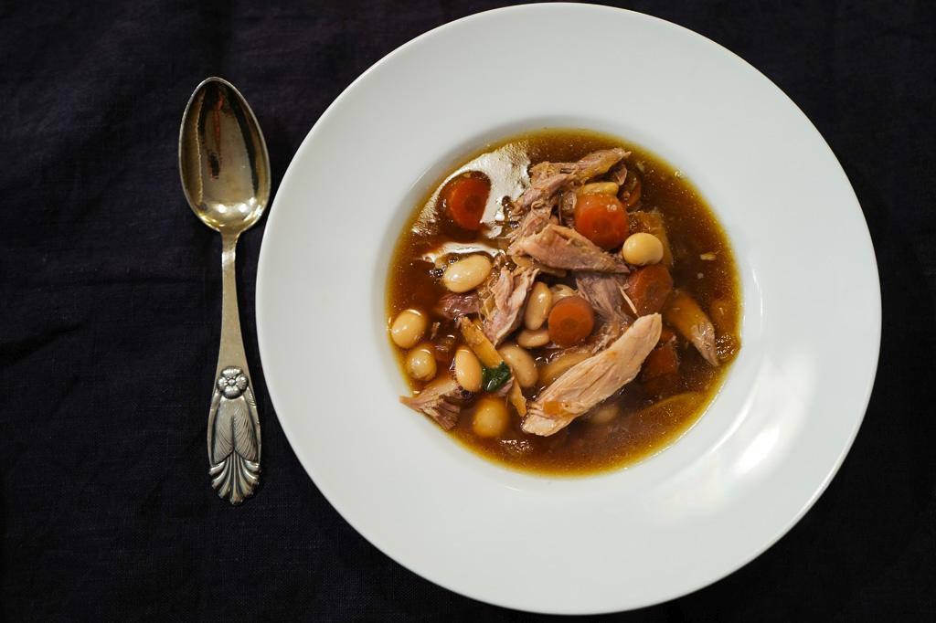 L1380604 - Ta knekken på forkjølelsen med denne suppegryten