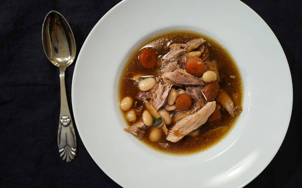 L1380608 - Ta knekken på forkjølelsen med denne suppegryten