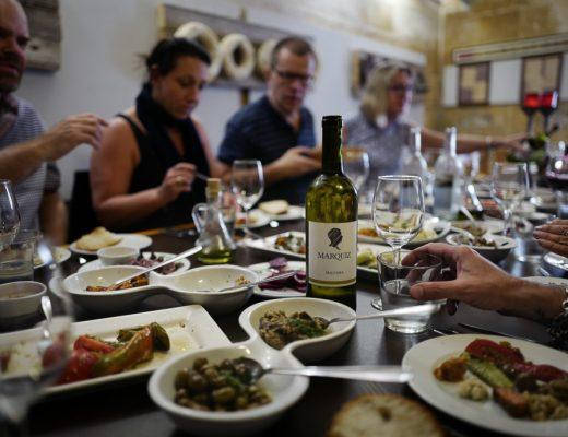 Malta Valletta gozo helleskitchenL1330485 520x400 - Hva skal du spise i dag?