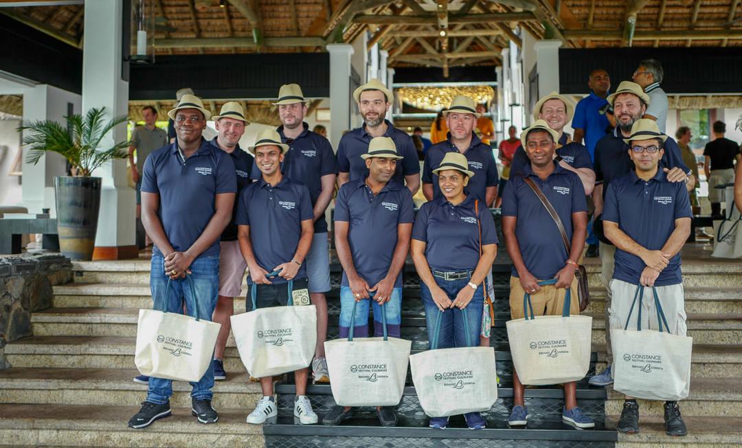 L1400872Mauritius 2018 helleskitchen - Michelinkamp på Mauritius