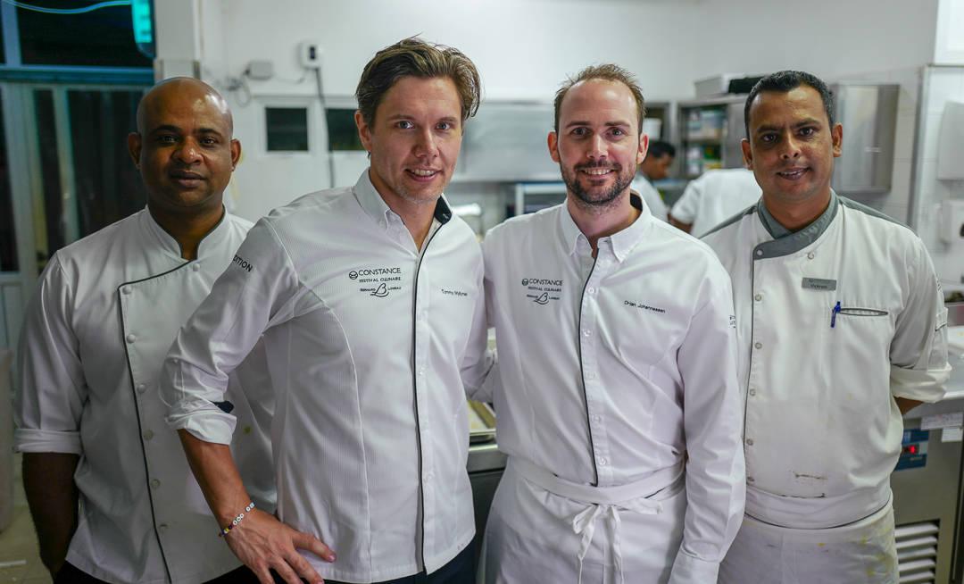 L1420208 - Michelinkamp på Mauritius