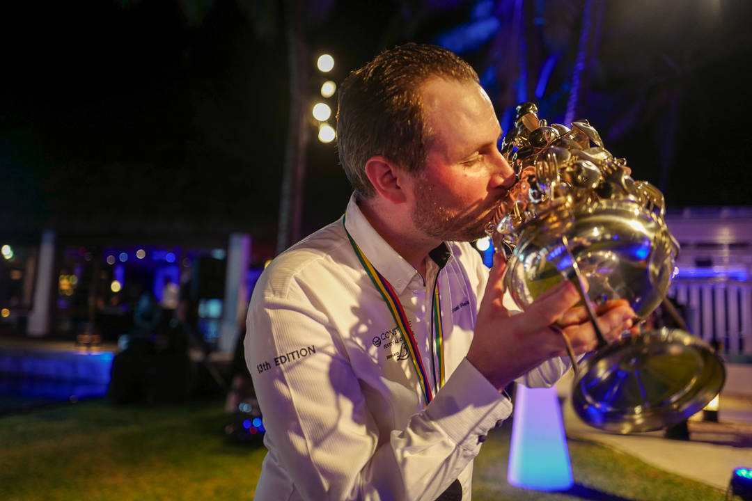 L1420593Mauritius 2018 helleskitchen - Michelinkamp på Mauritius