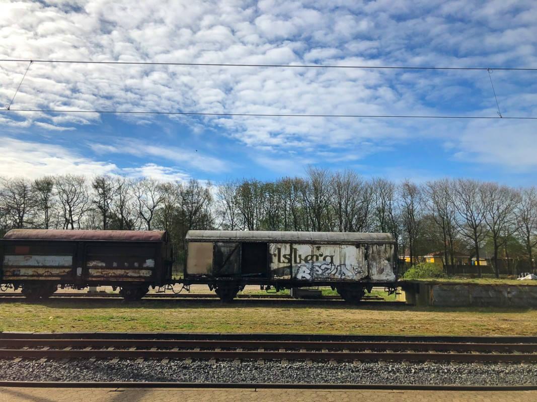 IMG 6616 - Danmark rundt med tog. Stopp nummer to: Fanø