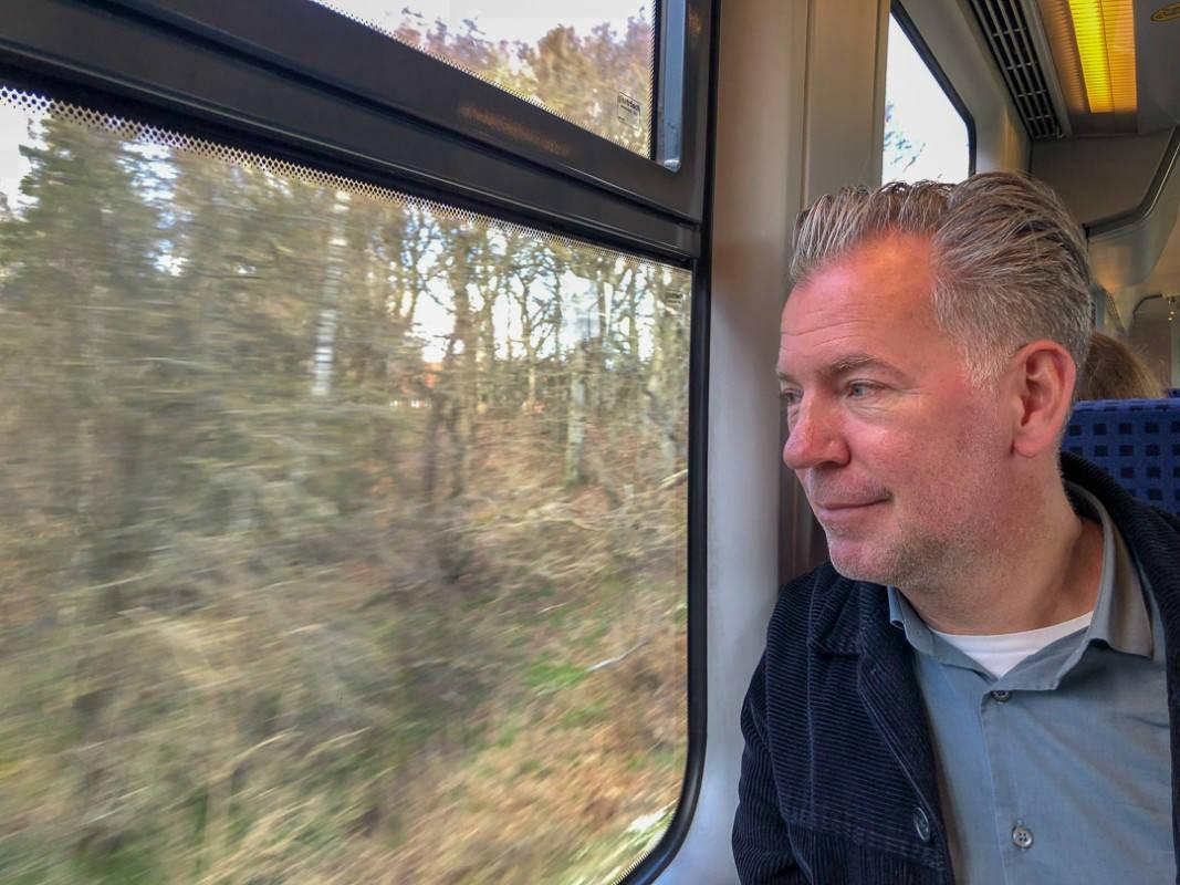 IMG 6723 - Danmark rundt med tog. Siste stopp: Aalborg og Skagen