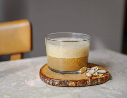 L1440219 520x400 - Vegansk kaffeknert med mandelsmak